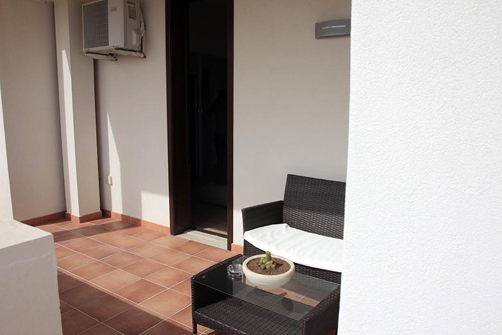 camera 4 vista mare laterale - Hotel solarium
