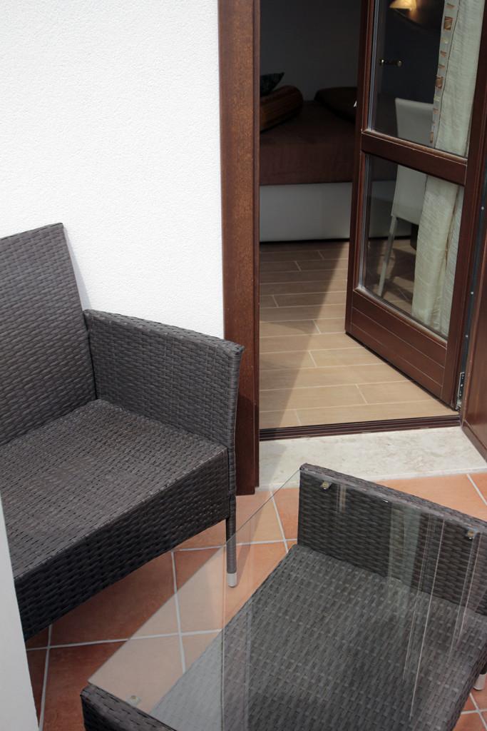 camera 6 vista mare laterale - Hotel Solarium