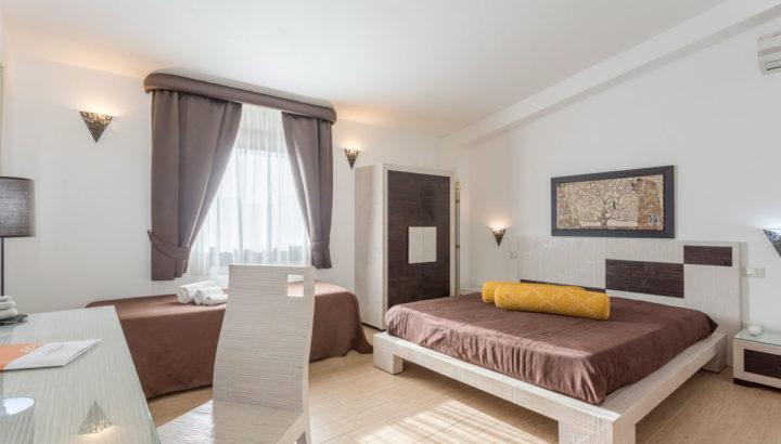 camera tripla - Hotel Solarium San Vito Lo Capo