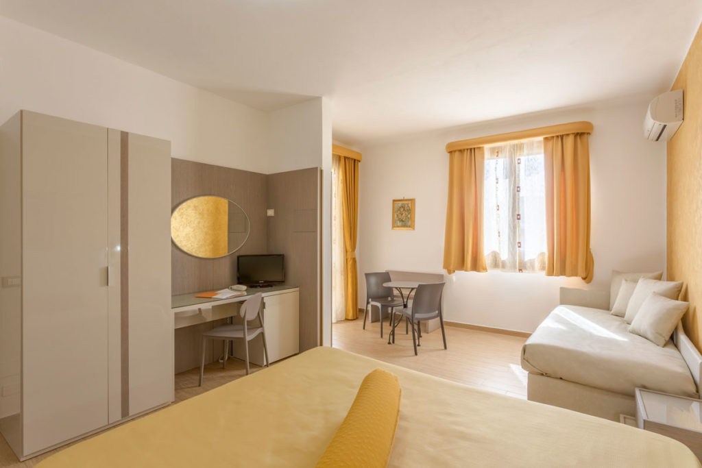 camera quadrupla - Hotel Solarium San Vito Lo Capo