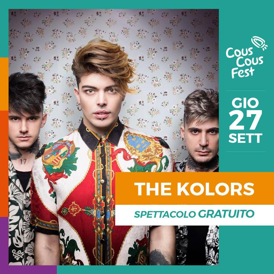Cous Cous Fest 2018 - Hotel Solarium San Vito LO Capo
